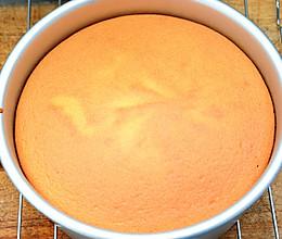 烤箱做蛋糕(戚风蛋糕的做法)的做法