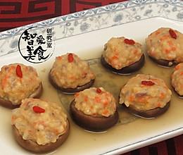 年夜饭必备快手菜——香菇花盅的做法