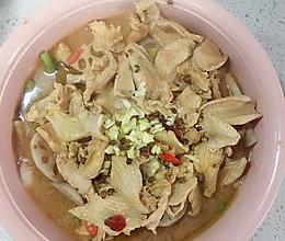 爽滑细嫩的水煮鸡胸肉片的做法