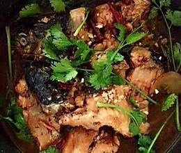 孟氏私房菜之红烧草鱼的做法
