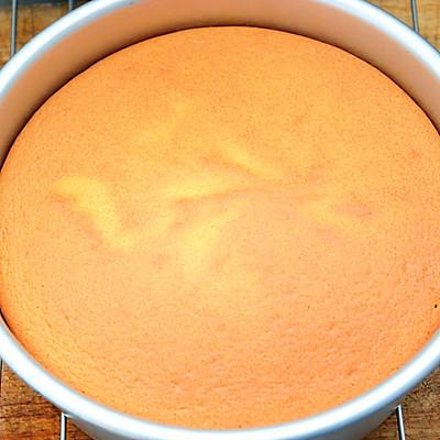 烤箱做蛋糕(戚风蛋糕的做法)