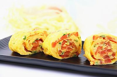 西紅柿雞蛋燒
