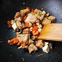 香芋排骨焖饭的做法图解8