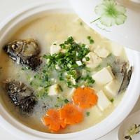 奶白色的鲫鱼豆腐汤的做法图解8