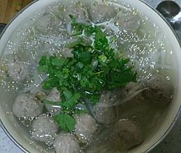 牛肉萝卜粉丝汤的做法