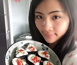 寿司女孩的做法