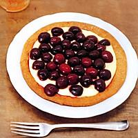 「海贼王料理」⒃魔谷镇の樱桃派(223话)的做法图解7