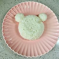 小熊咖喱牛腩饭#奇妙咖喱,拯救萌娃食欲#的做法图解15