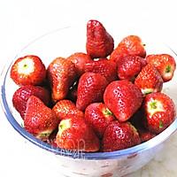 自制草莓果酱(超详细)的做法图解2