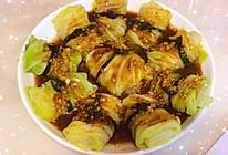 翡翠白菜肥牛卷的做法