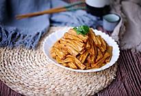 红烧腐竹#就是红烧吃不腻!#的做法