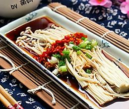 剁椒金针菇~夏日快手菜的做法