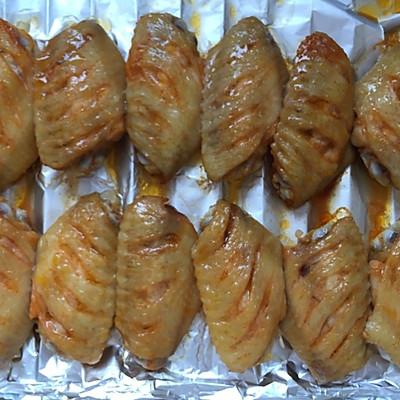 新奥尔良秘制烤翅的做法 步骤4