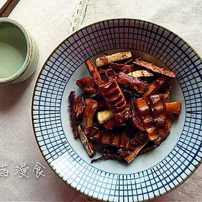 油焖春笋-又是吃笋季