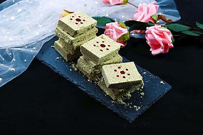 京式绿豆糕
