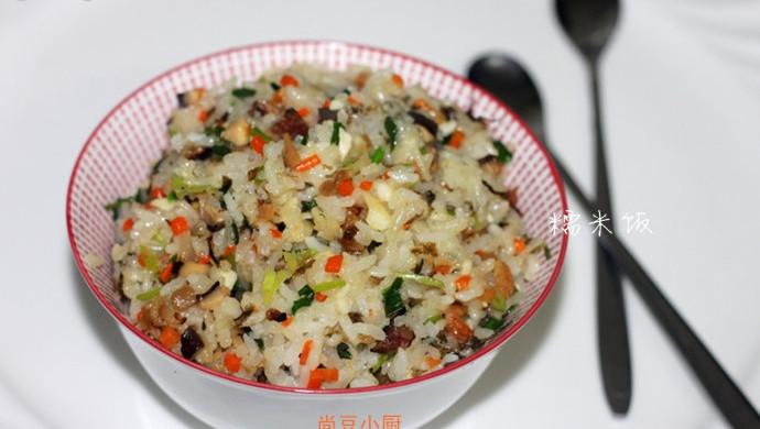 清香糯米饭