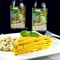 #菁选酱油试用之蛋黄饼的做法图解9