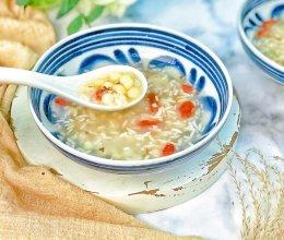 酒酿桂花鸡头米㊙️教你如何做好嫩滑的鸡头米✅#硬核家常菜#的做法