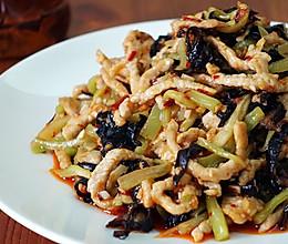 鱼香肉丝#金龙鱼外婆乡小菜籽油 外婆的时光机#的做法