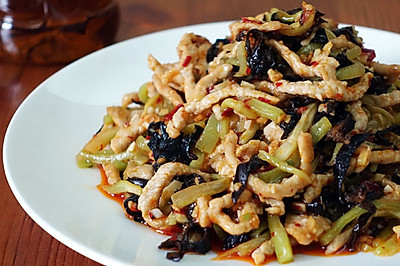 鱼香肉丝#金龙鱼外婆乡小菜籽油 外婆的时光机#