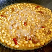 黄豆酱烧黄豆肉的做法图解10