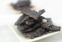 【黑暗料理】黑炭牛肉干的做法
