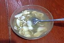 绿豆百合汤的做法