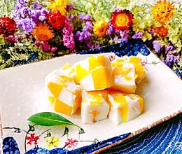 清爽小甜品,简单易上手【芒果奶冻】  元気汀的做法