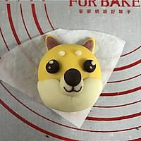 #年味十足的中式面点#柴犬豆沙包的做法图解13