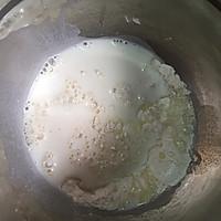 牛奶鸡蛋饼的做法图解3