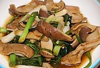 爆炒香辣猪肚&暖胃胡椒猪肚汤的做法