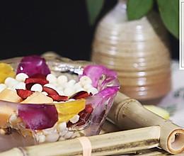 【清·冰碗】 一碗水晶冰,清凉五脏生。的做法