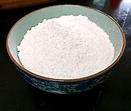 在家轻松做糖粉的做法