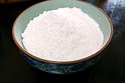 在家轻松做糖粉