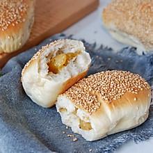 黑椒土豆泥芝麻面包