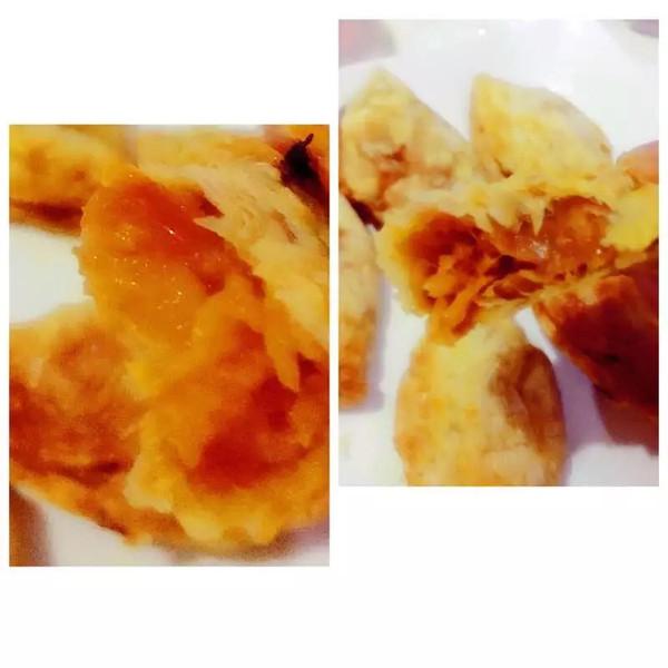 榴莲酥--蛋挞皮版的做法
