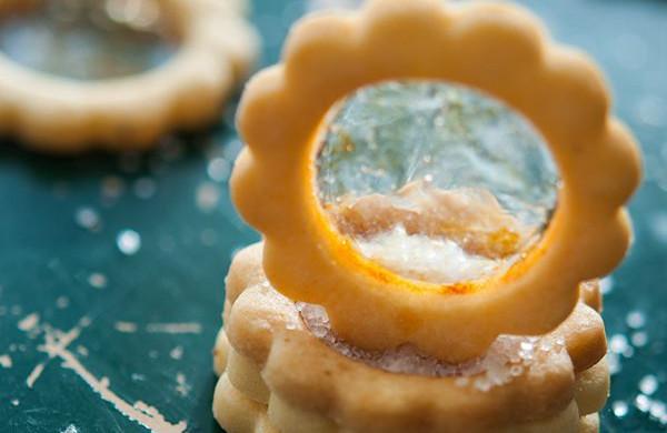 玻璃糖饼干