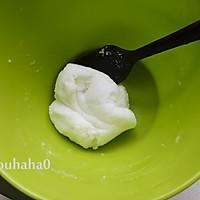 彩色冰皮月饼的做法图解2