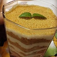 木糠杯,盆栽蛋糕的做法图解1