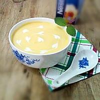 小甜品~南瓜奶油甜汤。的做法图解8