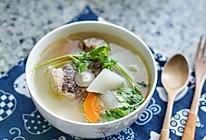 秋燥,喝一碗萝卜牛尾汤润一润!的做法
