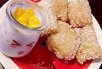 黄金糯米糍粑的做法