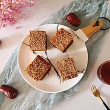 冬日暖身糕点~红糖红枣糕