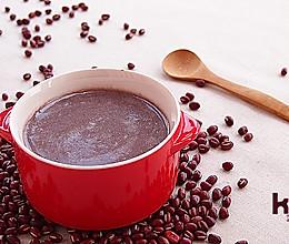 紫米红豆沙的做法