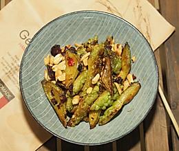 香辣苦瓜:素菜也可以如此销魂的做法