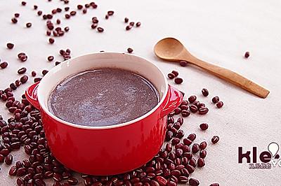 紫米红豆沙
