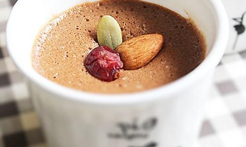 摩卡巧克力慕斯的做法