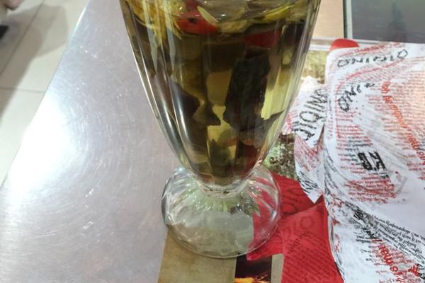 荷叶冬瓜皮茶   减肥清热茶的做法