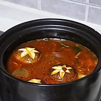 #橄榄中国味 感恩添美味#一人食泡菜火锅的做法图解6