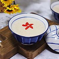 #花10分钟,做一道菜!#黄豆花生红枣糯米糊的做法图解14